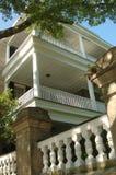 Architecture de Charleston Photo stock