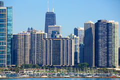 Architecture de Chicago Photographie stock libre de droits