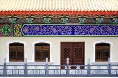 Architecture de chinois traditionnel Photo libre de droits