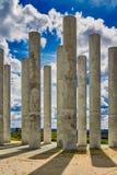Architecture de Colonne Image stock