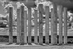 Architecture de Colonne Images libres de droits