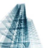 Architecture de construction Image libre de droits