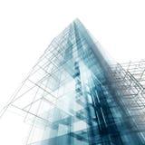 Architecture de construction Images stock