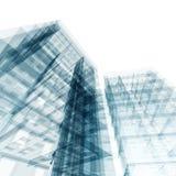 Architecture de construction Images libres de droits