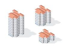 Architecture de construction urbaine Photographie stock