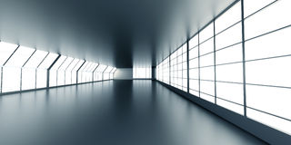 Architecture de corporation Photo libre de droits