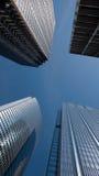 Architecture de corporation Images libres de droits