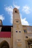 Architecture de Dubrovnik Image libre de droits