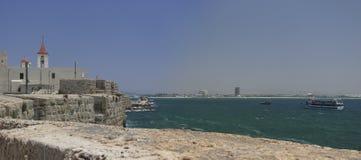 Architecture de l'Israël Image stock