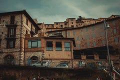 Architecture de l'Italie Photos stock