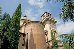 Architecture de la cathédrale Images libres de droits