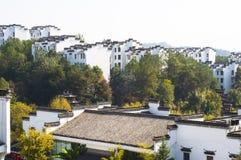 Architecture 7 de la Chine Huizhou Photos libres de droits