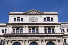 Architecture de La Havane Images libres de droits