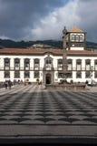 Architecture de la Madère Funchal Images libres de droits