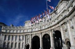 Architecture de Londres Images libres de droits