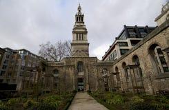 Architecture de Londres Photos stock