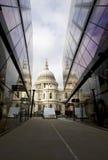 Architecture de Londres, pauls de St Photos stock