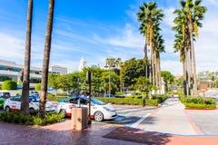 Architecture de Los Angeles, la Californie, Etats-Unis Photos stock
