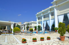 Architecture de luxe Images stock