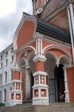 Architecture de manoir d'Izmailovo à Moscou Cathédrale d'intervention Photo stock