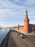 Architecture de Moscou Kremlin, Russie photos libres de droits