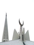 Architecture de mosquée images stock