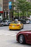 Architecture de New York, Etats-Unis Image libre de droits