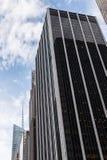 Architecture de New York, Etats-Unis Image stock