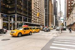 Architecture de New York, Etats-Unis Photos libres de droits