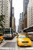 Architecture de New York, Etats-Unis Photographie stock