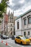 Architecture de New York, Etats-Unis images stock