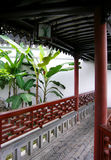 Architecture de personne d'origine chinoise Image stock
