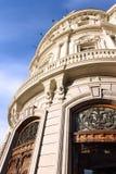 Architecture de point de repère de Madrid Photo stock
