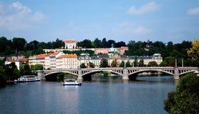 Architecture de Praha Photo stock