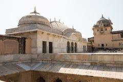 Architecture de Rajputana à Jaipur Images libres de droits