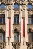 Architecture de Riga Image libre de droits