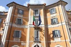 Architecture de Rome Photographie stock