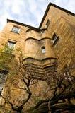 Architecture de Sarlat Photo stock