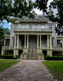 Architecture de secteur de jardin de la Nouvelle-Orléans photos libres de droits