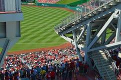 Architecture de stade de MLB Images stock