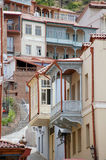 Architecture de Tbilisi Images stock