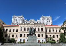 Architecture de Tbilisi Image libre de droits