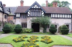 Architecture de Tudor images stock