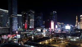 Architecture de Vegas Photographie stock