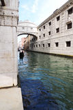 Architecture de Venise Photo stock