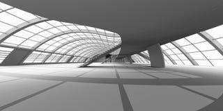 Architecture de vestibule illustration stock