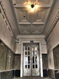 Architecture de vieux Lvov Photographie stock