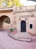 Architecture de village de la Médina à Agadir, Maroc Images libres de droits
