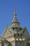 Architecture de Wat Pho Images libres de droits
