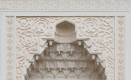 Architecture and decorative objects close-up Royalty Free Stock Photography
